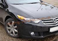 Реснички (верхние) Mugen-Style на Honda Accord 2008-2012