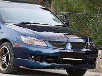 Юбка передняя EGR на Mitsubishi Lancer 9 2004-2006 (9.2.0)