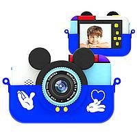 Детский цифровой фотоаппарат Smart Kids TOY 6 Mouse Blue