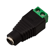 Коннектор для передачі живлення Green Vision GV-DC female