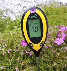 Измеритель параметров почвы