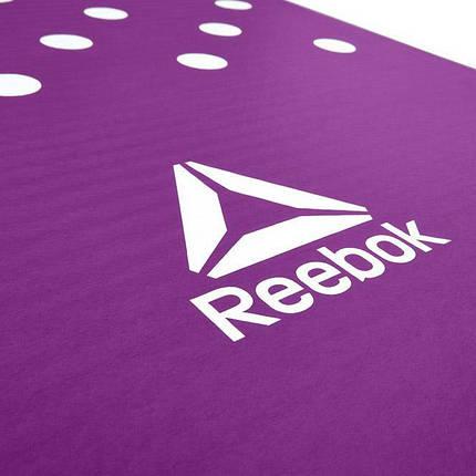 Мат для фитнеса Reebok RAMT-12235PL, фото 2