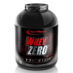 IronMaxx Whey Zero 2270 грам