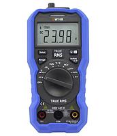 Мультиметр OWON OW16A (напряжение, ток, сопротивление, ёмкость, частота, температура) TrueRMS.
