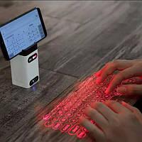 Проэкционая клавиатура + powerbank