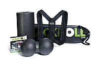 Набор для фитнеса Набор для здоровой спины Blackroll (BRHBSET)