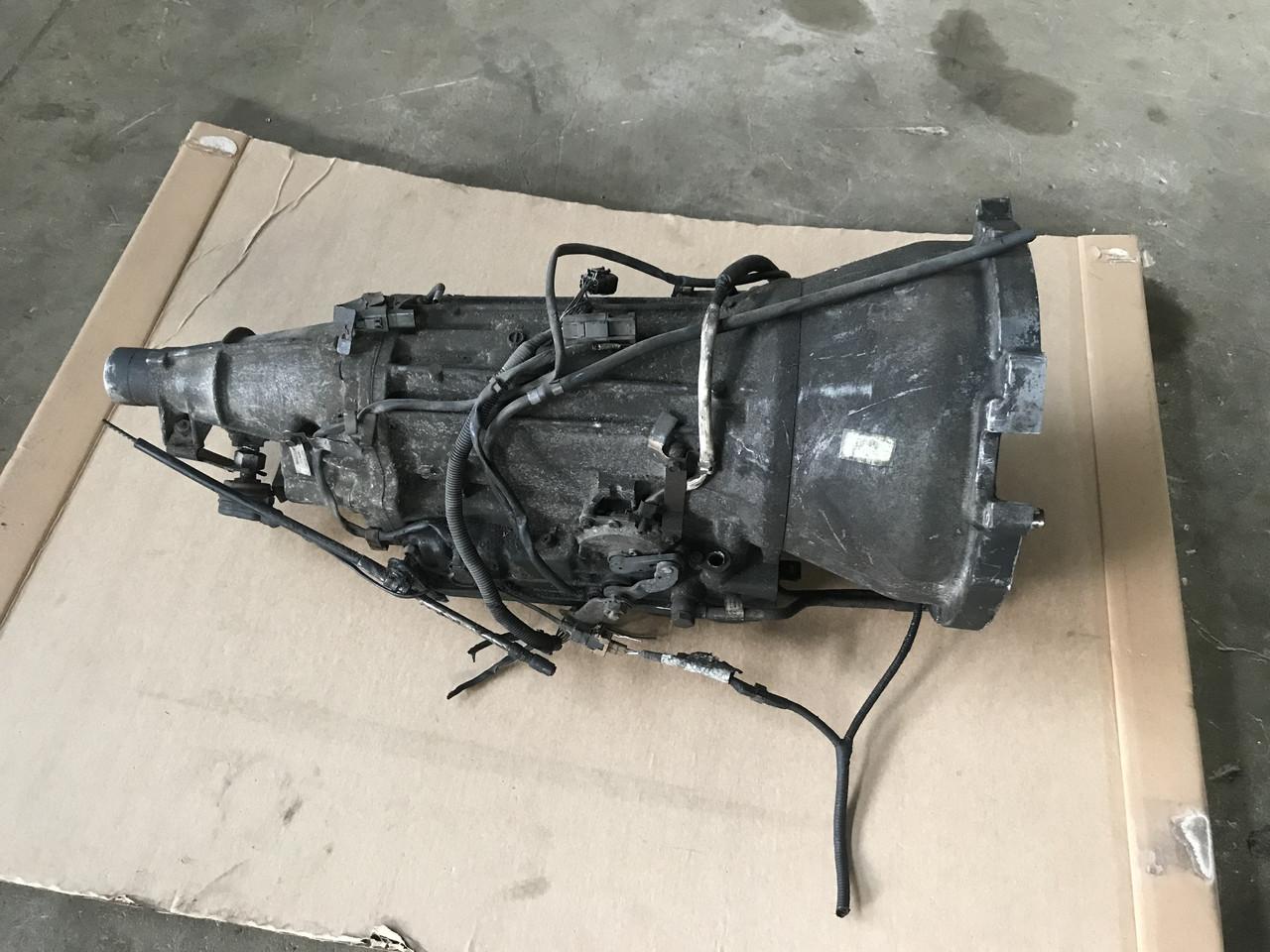 Коробка передач АКПП Ford Ranger с 2002- год 2M34-7000-BC