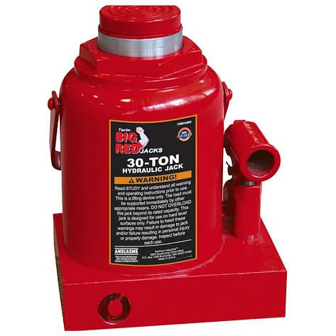 Домкрат бутылочный 30т 240-370 мм TORIN T93007, фото 2