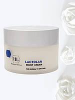 Увлажняющий крем для сухой кожи Лактолан Холи Ленд MOIST CREAM for dry skin Holy Land 250 мл