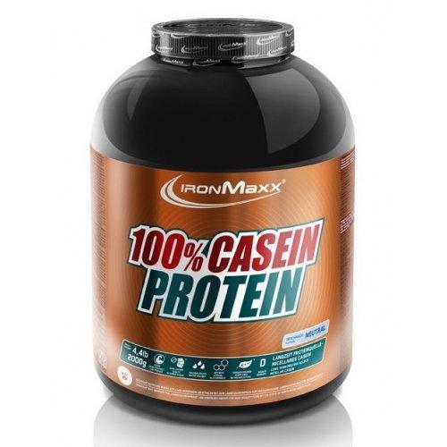 IronMaxx 100% Casein Protein 2000 г