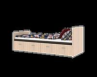 """Кровать с  двумя ящиками """"Ронда"""" КР2Я-08, фото 1"""