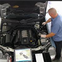 Диагностика дизельных двигателей микроавтобусов