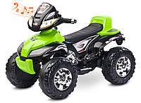 Детский квадроцикл Caretero Cuatro Green, фото 1