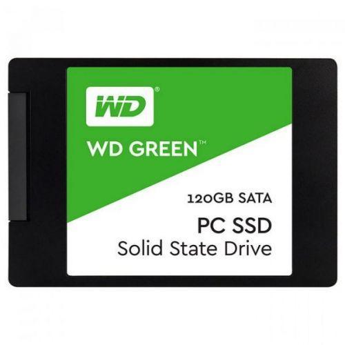 """Диск SSD SATA 2,5"""" 120GB Western Digital (WDS120G2G0A)"""
