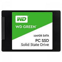 """Диск SSD SATA 2,5"""" 120GB Western Digital (WDS120G2G0A), фото 1"""