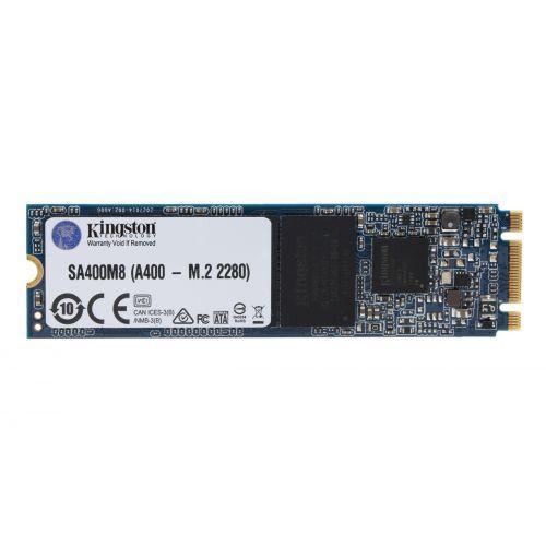 Диск SSD M.2 2280 120GB Kingston (SA400M8/120G)