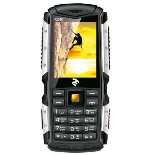 Мобильный телефон 2E R240 Dual Sim (Black)