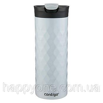 Термокружка Contigo SnapSeal Kenton (590 мл) Polar White