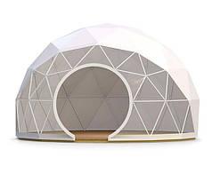 Купольный шатер 8м.