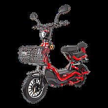 Електричний мопед R1 RACING Athena 500W/48V/20AH(MG) (червоний)