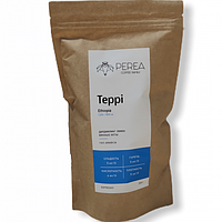 Кофе в зернах или Молотый кофе Perea Coffee Family Ethiopia Teppi 100% Арабика 250г