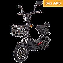Електричний мопед R1 RACING Athena 500W/48V (чорний)