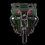 Електричний мопед TRIGO JJ1.6 1200W/60V/55AH(MG) (зелений), фото 5