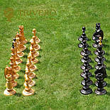 Крупные шахматные фигуры для зон отдыха, фото 7