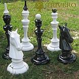 Крупные шахматные фигуры для зон отдыха, фото 8