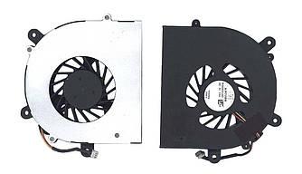 Вентилятор для ноутбука Clevo P150, P170, P370, P570 CPU 5V 0.5A 3-pin ADDA