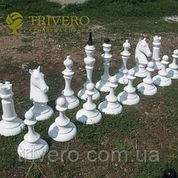 Шахматы садовые напольные
