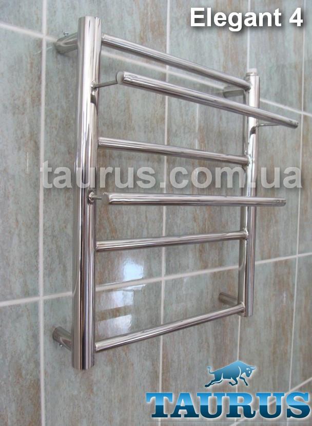 Полотенцесушитель Elegant 4/400 от ТМ TAURUS в Украине.