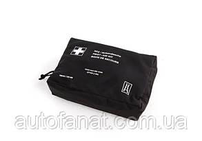 Аптечка BMW, автомобильная черная оригинал  (71107263439)