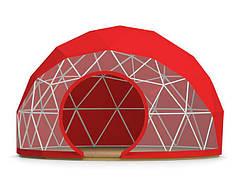Купольный шатер 10м.