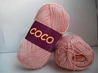 Пряжа хлопковая Vita cotton Coco ( Вита коттон Коко ) №4317
