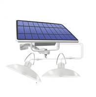 Наружное освещение на солнечной батарее 16 Led + 16 Led 520 Lm Светильник для дома, сада, двора