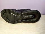 Чоловічі кросівки в стилі Air Max 270 Off Black, фото 6