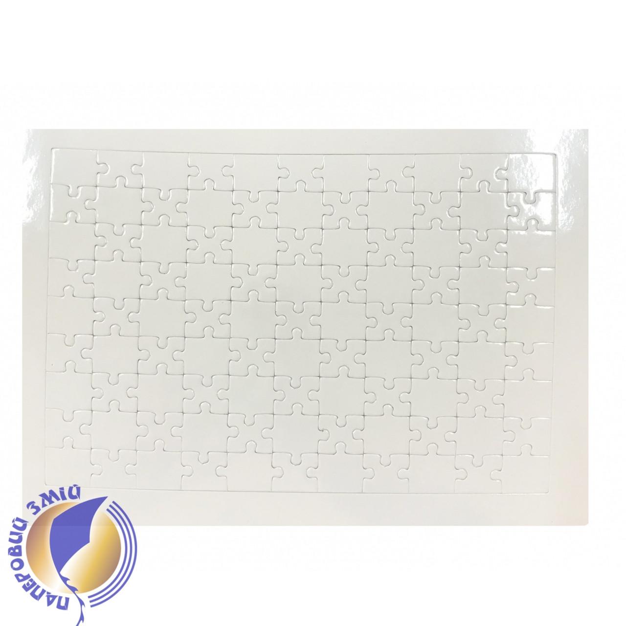 Заготовка пазла в рамке на горизонтальной подставке ( 99 эл.)