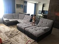Угловой модульный диван «Лорис» от производителя + Видео