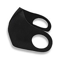Маска-питта XoKo Basic с фиксакцией Черная размер М