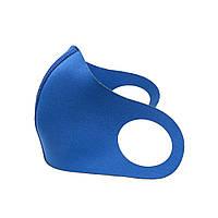 Маска-питта XoKo Basic с фиксакцией Голубая  размер М