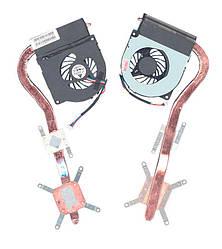 Система охлаждения для ноутбука Asus 5V 0,4А 4-pin Brushless A40, A42, K42, X42, K42J