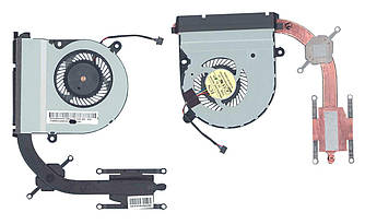 Система охлаждения для ноутбука Asus 5V 0,5А 4-pin FCN Transformer Book Flip TP300