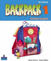 Backpack British English 1 Workbook