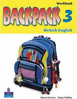 Backpack British English 3 Workbook