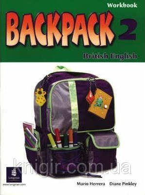 Backpack British English 2 Workbook