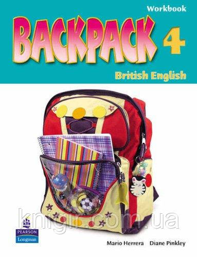 Backpack British English 4 Workbook