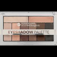 Тени для век Eyeshadow Palette HypoAllergenic Bell