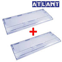 Набор панелей ящиков (2шт) для морозильной камеры Атлант