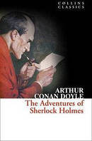 The Adventures of Sherlock Holmes  (мягк.)